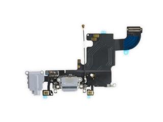 iPhone 6S Lightning Dock Connector Audio Flex Mikrofon - grau schwarz