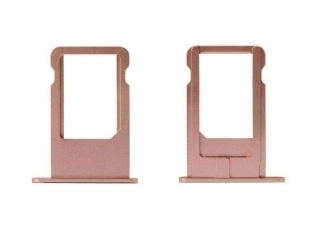 iPhone 6 Plus Sim Tray Karten Schublade Adapter Schlitten - roségold