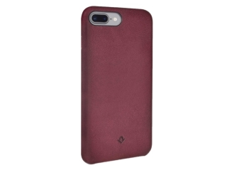 Twelve South Relaxed Leather Vintage Leder Case iPhone 8 Plus marsala