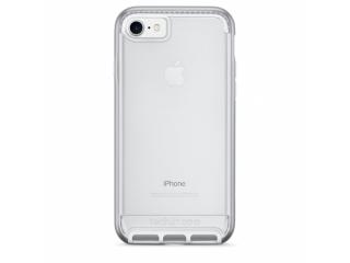 Tech21 Evo Elite Case iPhone 7 Hülle bis 2m Aufprall-Schutz - silber