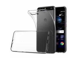 Gummi Hülle zu Huawei P10 Plus dünn transparent flex thin clear case