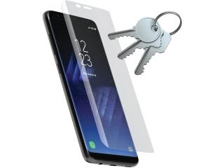 100% Komplett-Display Schutz Folie zu Samsung Galaxy S8+ Crystal Clear