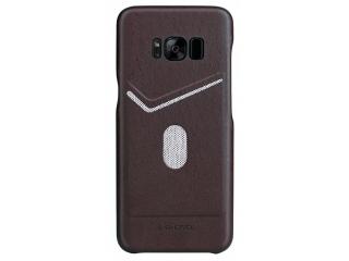 G-Case Jazz Series Samsung Galaxy S8+ schlankes Leder Case - braun