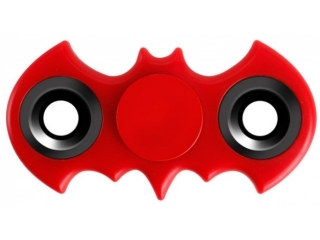 Batman Fidget Spinner 2-Wing Duo Hand Spinner - rot