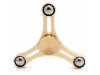 Fidget Spinner Air Jordan Aluminium Anti-Stress Spinner gold