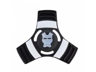 Fidget Spinner Ironman 3-Wing Aluminium - schwarz