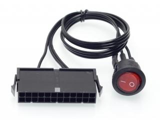 ATX Netzteil Power Switch - Power On-Off Schalter für ATX Netzteile