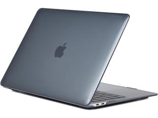 MacBook Air 13 Retina Hülle Hard Case SmartShell in schwarz hochglanz