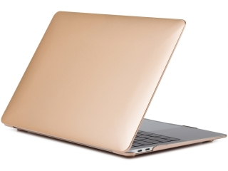 MacBook Air 13 Retina Hülle Hard Case SmartShell in gold