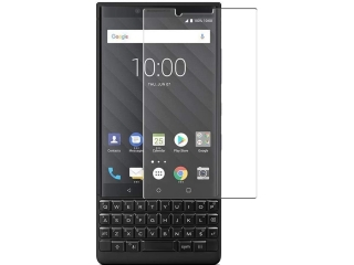 BlackBerry Key2 Glas Folie Panzerglas HD Schutzglas Real Glass RG