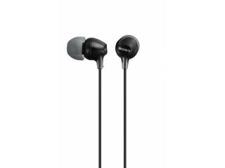 Sony MDR-EX15LP - leichter In-Ear Kopfhörer schwarz