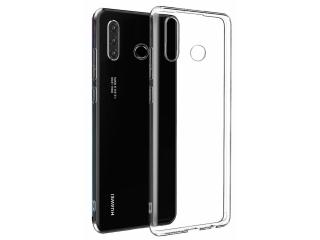 Huawei P30 Lite Gummi TPU Hülle flexibel transparent thin clear case