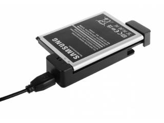 Universal Smartphone Batterie Ladegerät für Samsung und Handy Akkus
