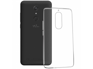 Wiko Sunny 3 Mini Gummi TPU Hülle flexibel dünn transparent clear case