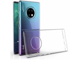 Huawei Mate 30 Pro Gummi TPU Hülle dünn transparent clear case