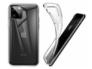 Baseus iPhone 11 Pro Max Ultra Thin Airbag Case Gummi Hülle clear