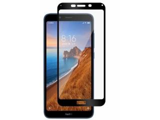 Xiaomi Redmi 7A 100% Vollbild Panzerglas Schutzfolie 0.23mm 2.5D
