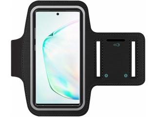 Samsung Galaxy Note 10+ Fitness Jogging Sport Armband + Schlüsselfach