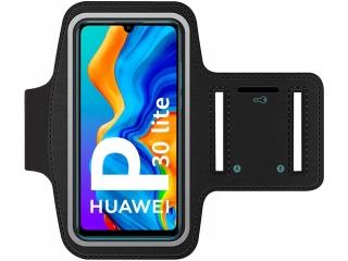 Huawei P30 Lite Fitness Jogging Sport Armband mit Schlüsselfach