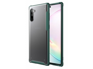 No-Scratch Anti-Impact Samsung Note 10 Hülle 2m Fallschutz oliv