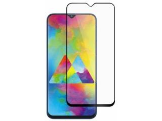 Samsung Galaxy M20 100% Vollbild Panzerglas Schutzfolie 0.23mm 2.5D