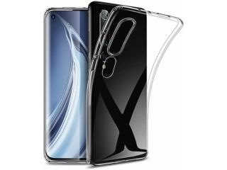 Xiaomi Mi 10 5G Gummi Hülle TPU flexibel dünn transparent thin clear