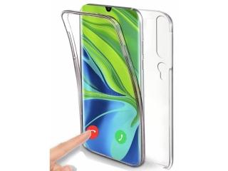 360 Grad Xiaomi Mi 10 Pro 5G Touch Case Transparent TPU Rundumschutz