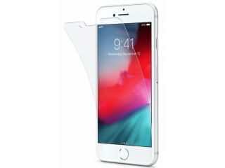 100% Komplett-Display Schutz Folie Apple iPhone SE 2020 Crystal Clear