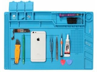 Magnetische Arbeitsunterlage für Smartphone Reparatur und Lötarbeiten