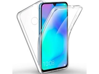 360 Grad Huawei P30 Lite Touch Case Transparent Klar TPU Rundumschutz