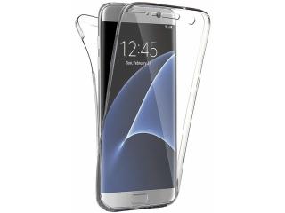 360 Grad Samsung Galaxy S7 Edge Touch Case Transparent Rundumschutz