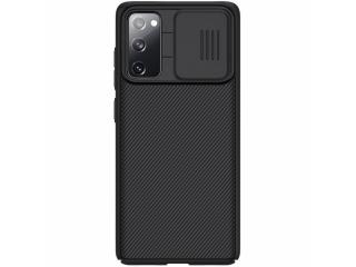 Nillkin CamShield Case Samsung Galaxy S20 FE Hülle mit Kamera Schutz