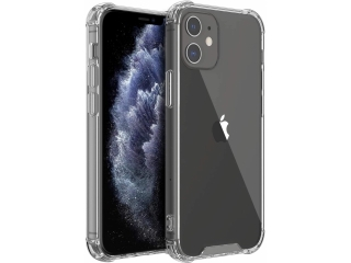 iPhone 12 Hülle Crystal Clear Case Bumper TPU transparent