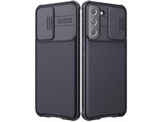 Nillkin CamShield Case Samsung Galaxy S21 Hülle mit Kamera Schutz