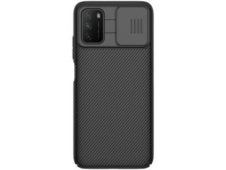Nillkin CamShield Case Xiaomi Poco M3 Hülle mit Kamera Schutz
