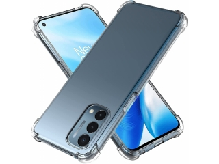 OnePlus Nord N200 5G Hülle Crystal Clear Case Bumper transparent