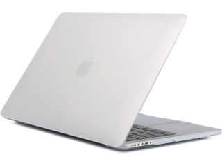 "MacBook Pro 15"" Schutzhülle - Clear - Matt Case SmartShell-Hülle"
